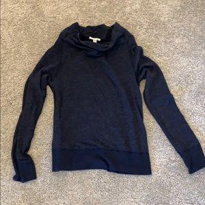 James Perse cowl neck sweatshirt